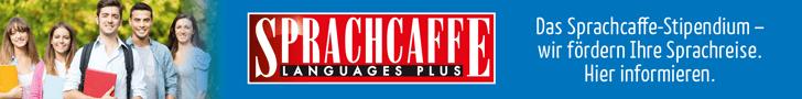 Sprachreisen-Stipendium Sprachcaffe