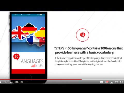 Learn 50 Languages Online for Free - book2 Audio Trainer
